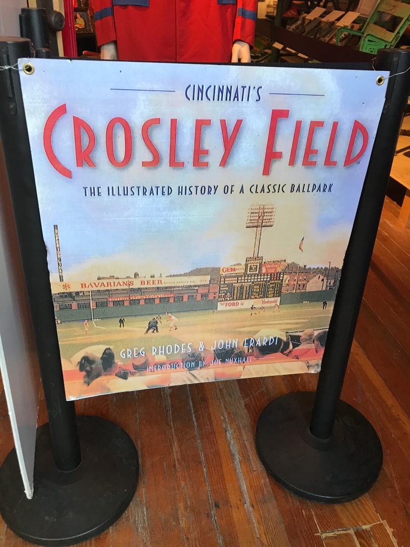 Crosley Field, Cincinnati