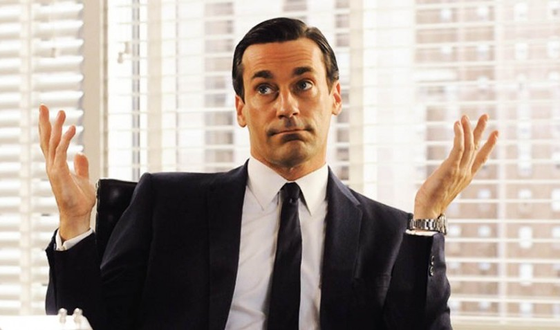 Don Draper from 'Mad Men'