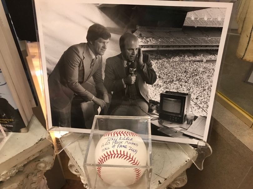 Tony Kubek & Joe Garagiola