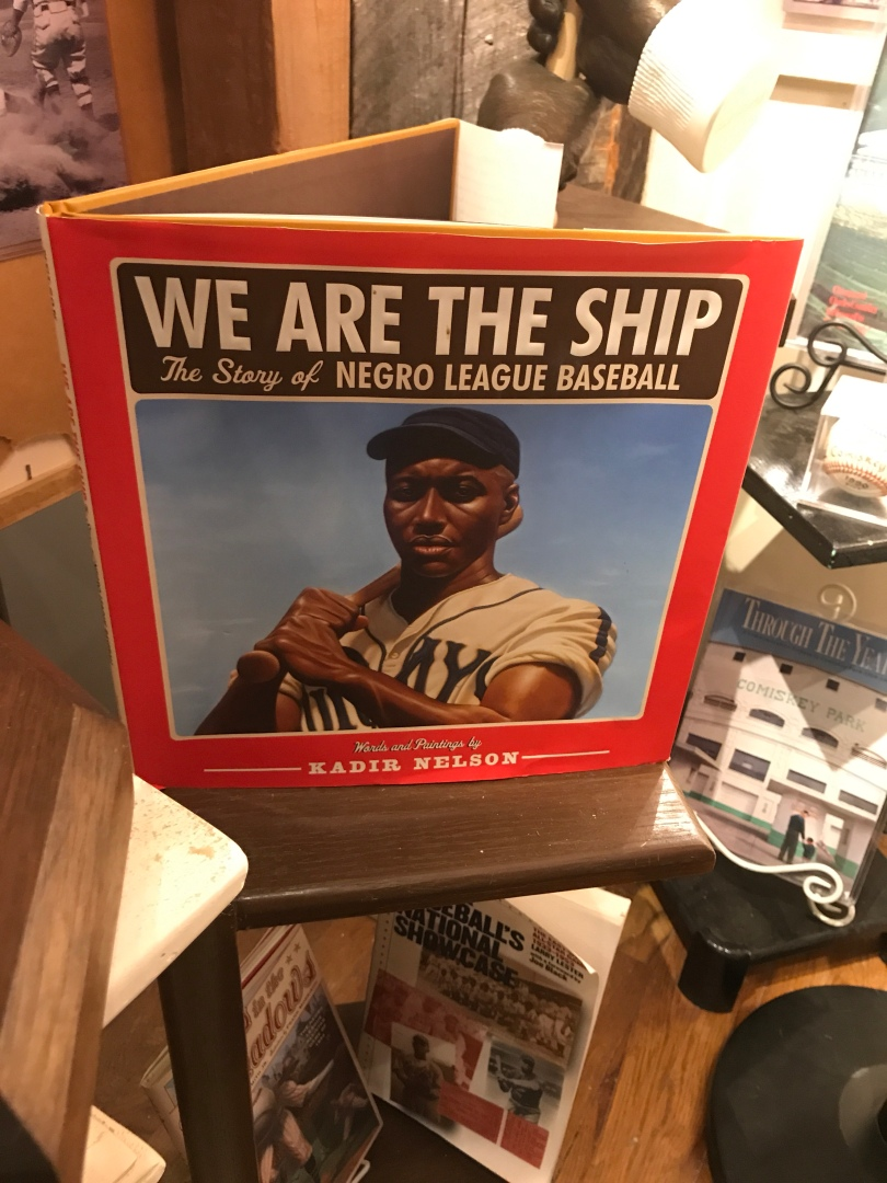 We Are The Ship - Kadir Nelson