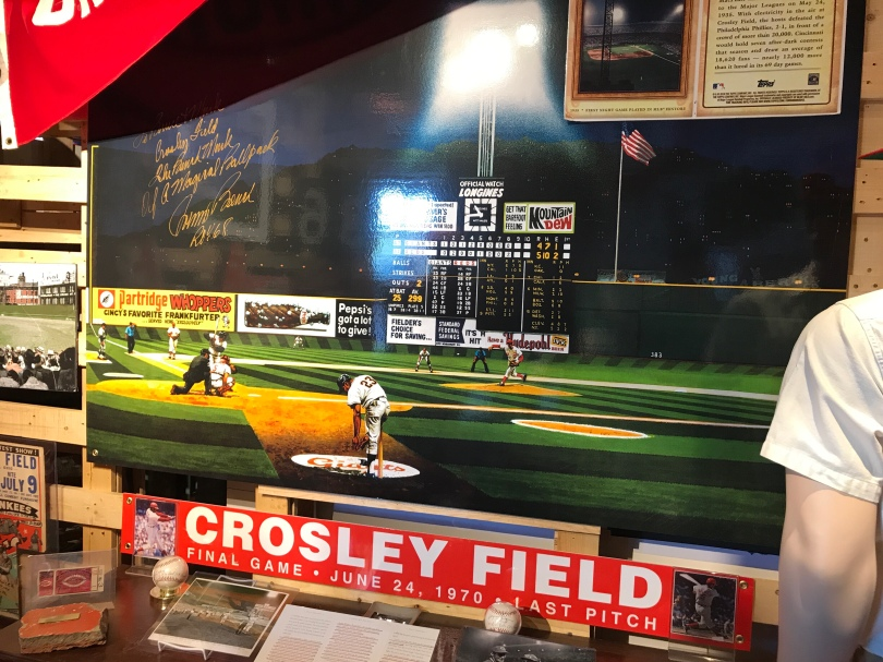 Final Game at Crosley Field: June 24, 1970