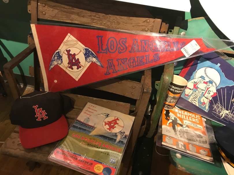 Los Angeles Angels, the early days
